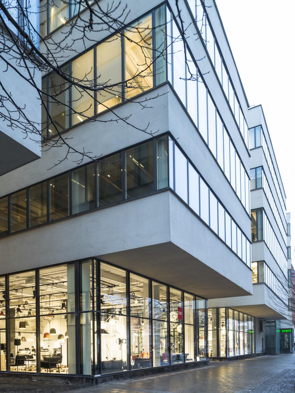 Fatburen office complex, Stockholm